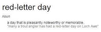 red-letter-day